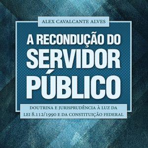 Coordenador do MGPE lança livro sobre recondução de servidores públicos