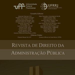 UFF e UFRRJ lançam nova edição da Revista de Direito da Administração Pública